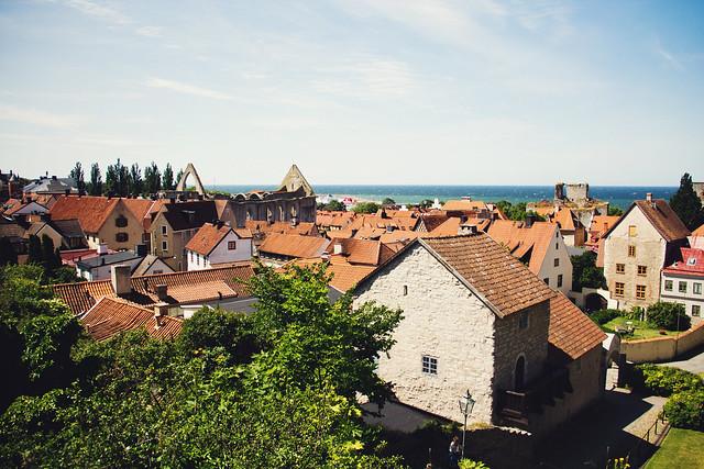 #586 Gotland - Visby