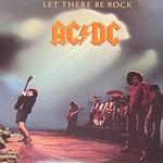 "AC/DC - LET THERE BE ROCK ATCO Canada 12"" LP"