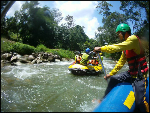 River Rafting in Phang Nga