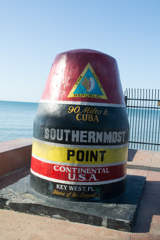Southernmost Point in the Continental USA - Key West