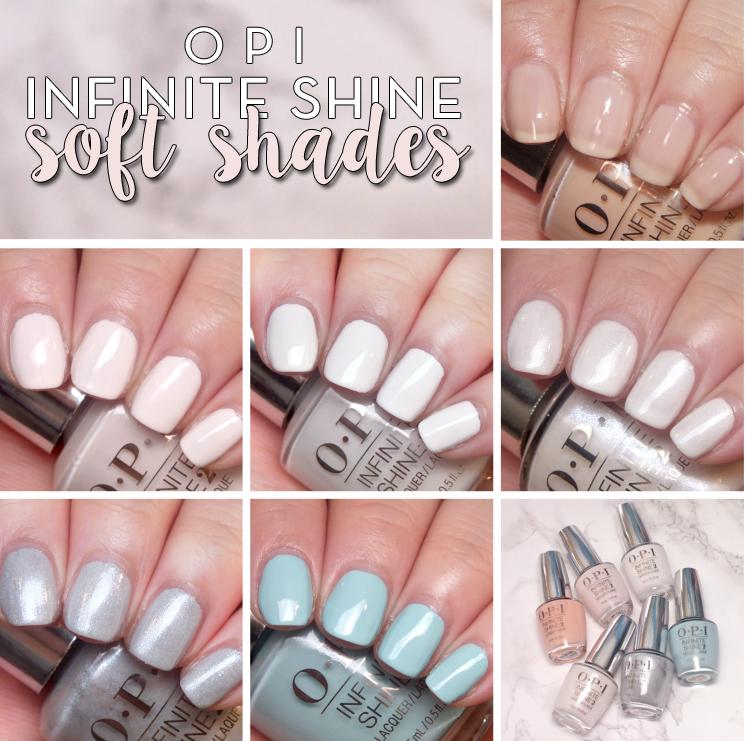 OPI Infinite Shine Soft Shades 2015 (2)