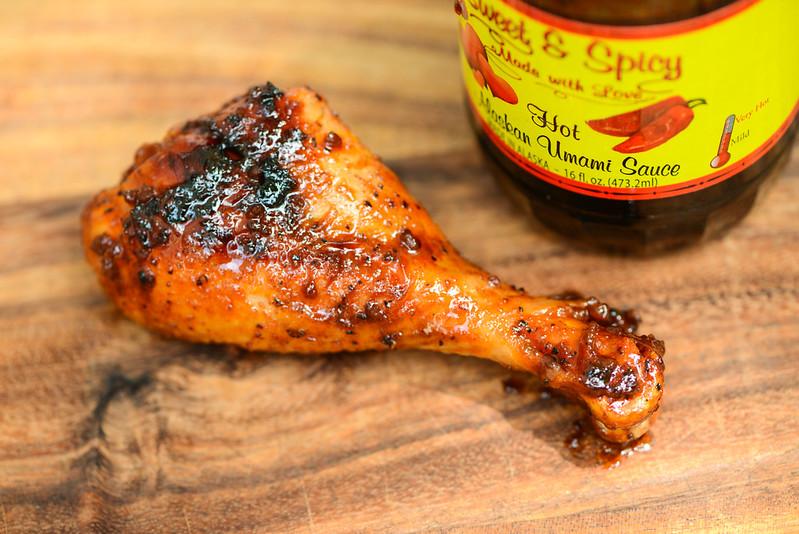Hot Alaskan Umami Sauce