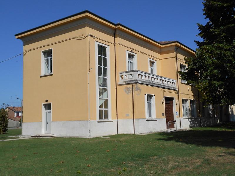 scuola, Anita, città di fondazione, Argenta