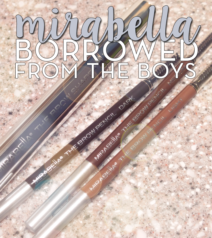 Mirabella Beauty Borrowed from the Boys Brow Collection (4)