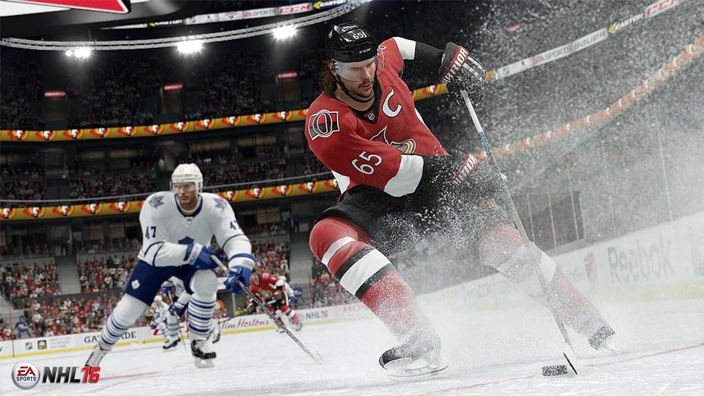 EA Sports NHL 16