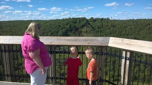 bridge pennsylvania hey scenic pa cheryl conner kinzua paxton fitzpatrick kinzuabridgestatepark