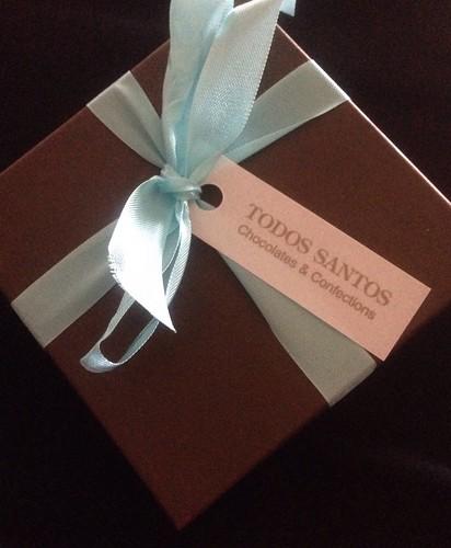 santafe chocolates presents todossantos