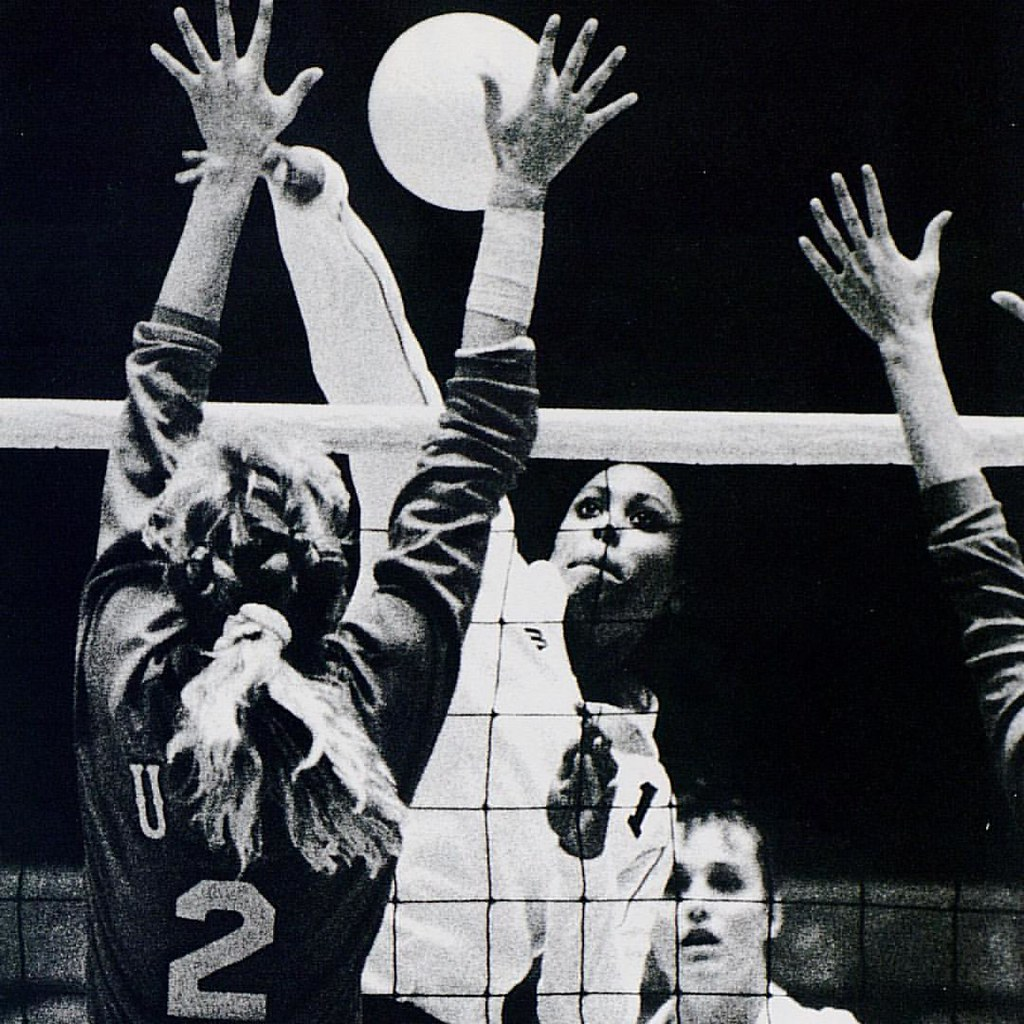 In honor of the @kentuckyvolleyball home opener tomorrow. We #tbt to this 1989 pic of a Wildcat preparing to spike the ball. Tomorrow UK will take on #19 Michigan State at 7 PM, at Memorial Coliseum. Hope to see you there, #BBN! Go Big Blue! #UKVB #1day #
