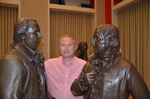 Philadelphia National Constitution Center Aug 15 10