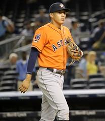Astros vs. Yankees: 8/25/2015