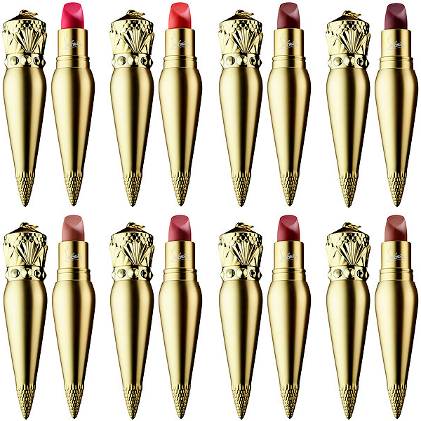 Christian Louboutin Velvet Matte Lip Colour Review Swatches