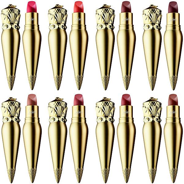 Christian Louboutin Velvet Matte Lip Colour Review Swatches