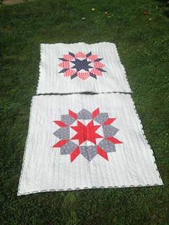 Twin Boys Baby Swoon Quilts