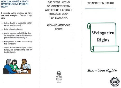 Weingarten Rights 2