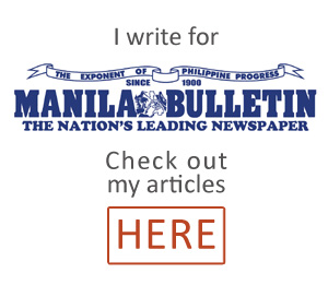 Stef dela Cruz for Manila Bulletin