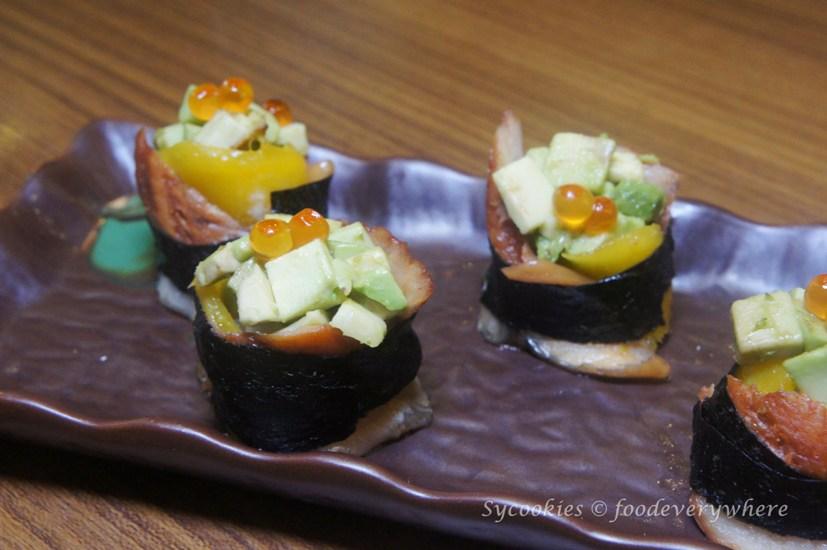 4.Sakae sushi 18 awesome years