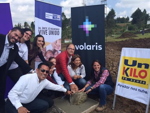 Inicia construcción del Centro Integral Demostrativo y de Voluntariado (CIDyV)