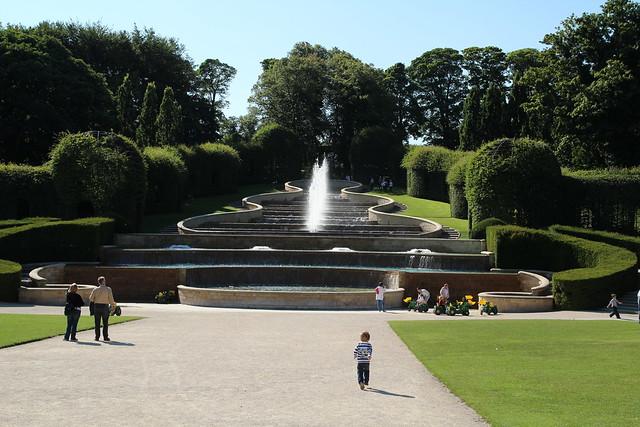 Alwick gardens