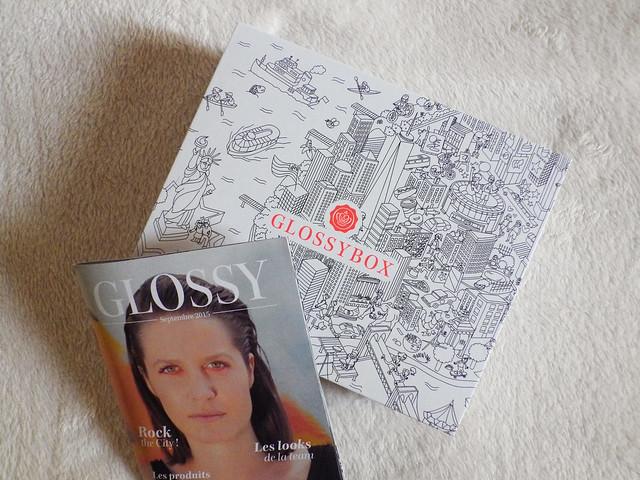 glossybox septembre 2015