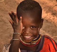 Boy, Dassanech Tribe, Ethiopia