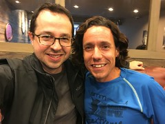 Fede y César Sar