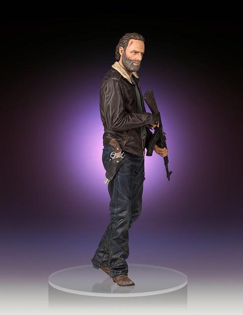 Gentle Giant 陰屍路【瑞克.格萊姆斯】Sheriff Rick Grimes 1/4 比例全身雕像