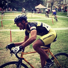 First #cx race of the season is gone. Hard as hell, no mud, new tyre ok, legs ok, skills will come. #cyclocross #lifedeathcyclocross #zinocicli #columbus #nevergiveup