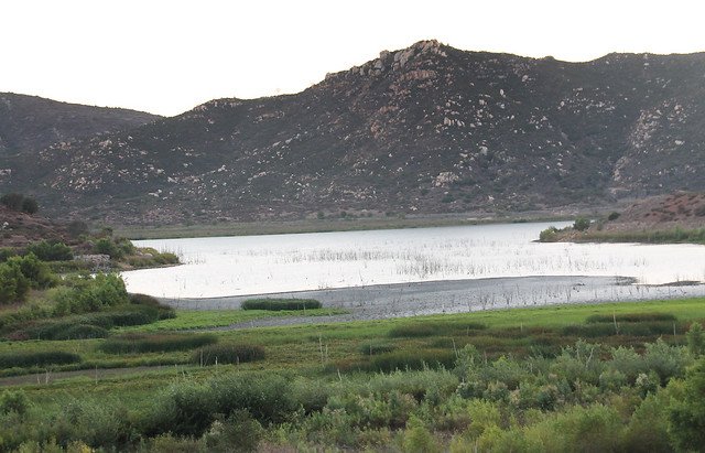 Lake Hodges Rock Quarry