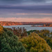The view from Mount Vernon by Theresa Rasmussen