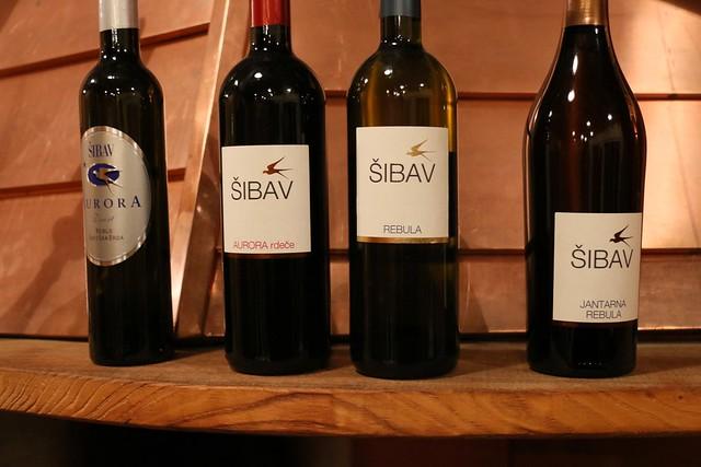 Goriška Brda (Šibav winery)