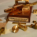 HI-MOUND HK-802 MORSE CODE TELEGRAPH KEY SOLID BRASS COMPONENTS QUALITY MADE IN JAPAN