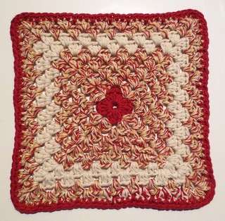 Country Granny Dishcloth