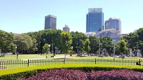 Hyde Park, Sydney NSW