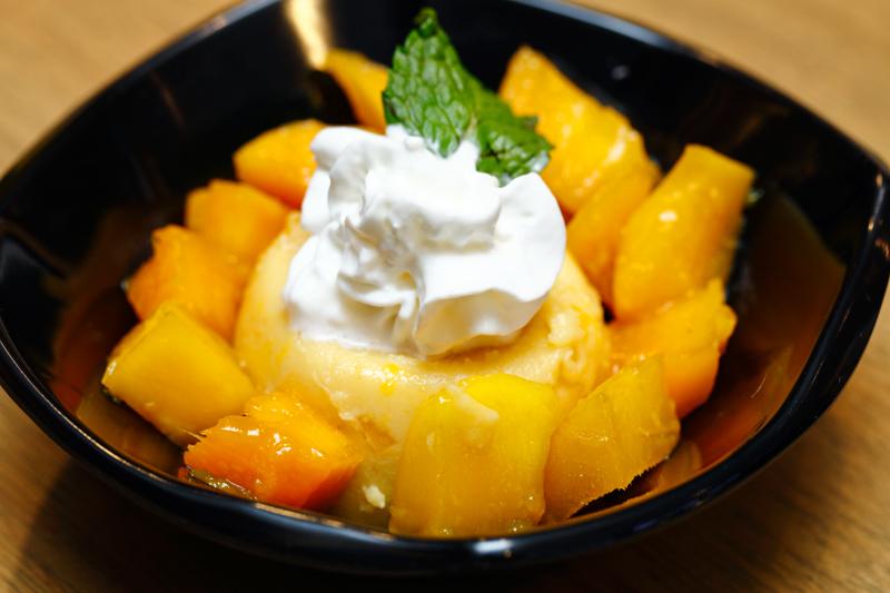 Mango Aloha Mango Pudding
