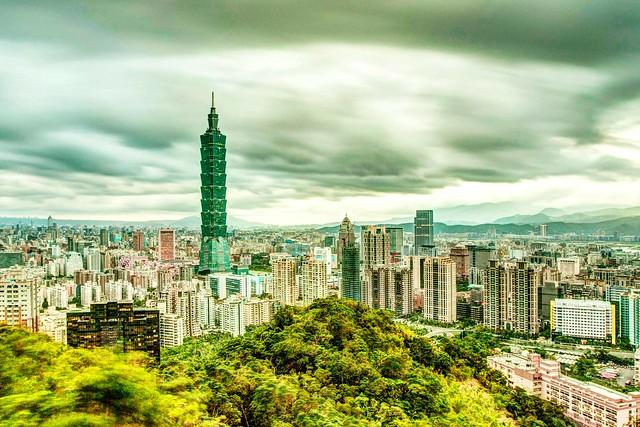 Taipei 101 : HDR