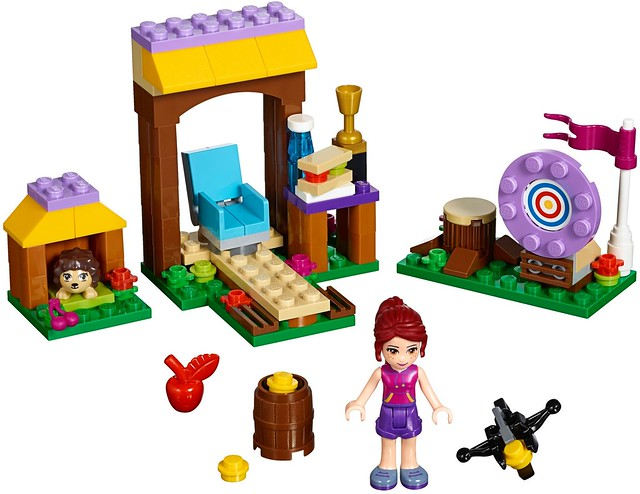 LEGO Friends 2016 | 41120 - Adventure Camp Archery
