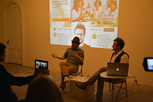 RU TALK: Conversation between Man Barlett and Theo Edmonds