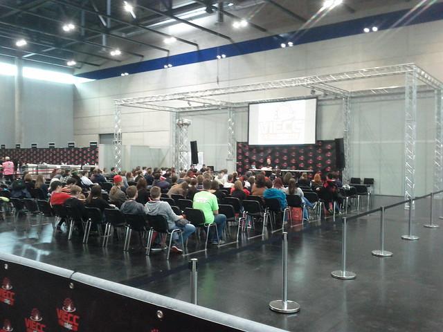 Comiccon Vienna 2015