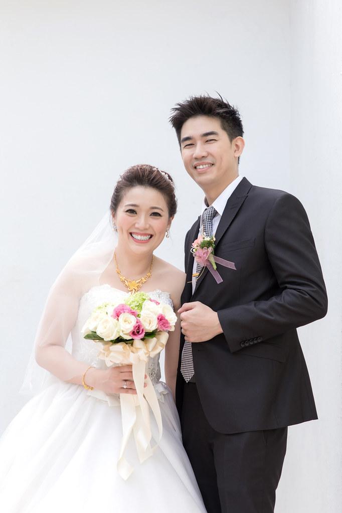 台南婚攝-迎娶午宴 X 情定城堡 (53)