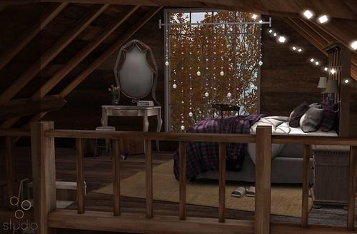 Cozy Contest Entry - Sleeping Loft