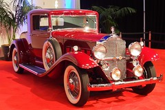 1932 Packard Model 902 Rumble Seat Coupe 3