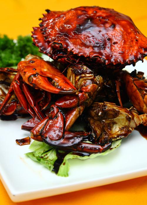 Crab Sifu Marmite Crab