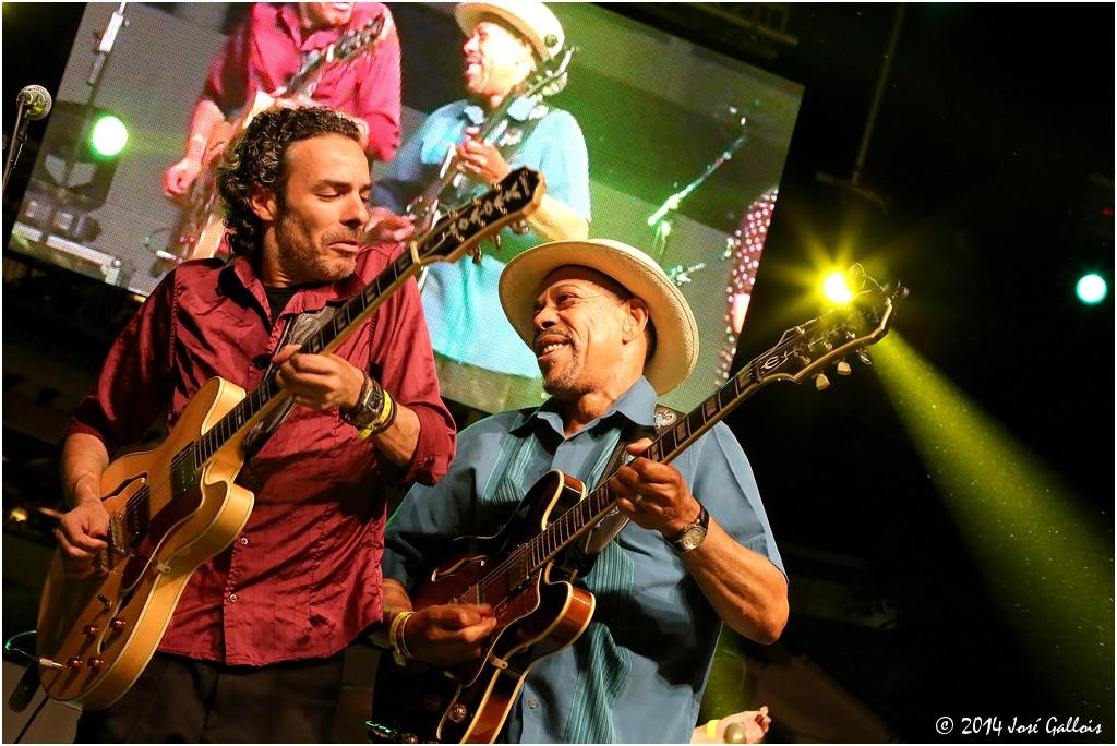 John Primer & Bob Stroger