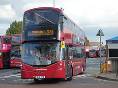 Dudley Bus Station