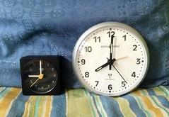 One Hour for hibernation  - eine Stunde Winterschlaf am Sonntag Morgen