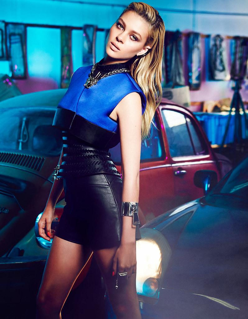 Никола Пельтц — Фотосессия для «Harper's Bazaar» CH 2014 – 6