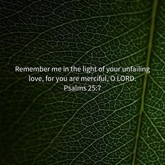 #merciful