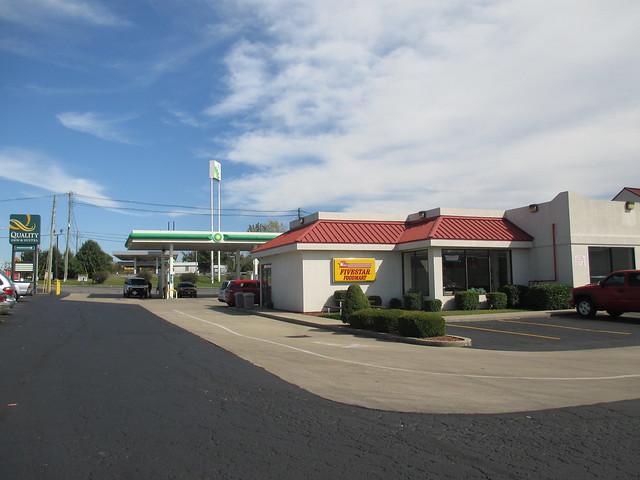 Howard Johnson's Motor Lodge and Restaurant Elizabethtown,KY