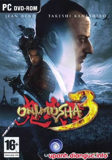 Download Game Onimusha 3: Demon Siege Full crack Fshare