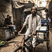 DELHI : RICKSHAW